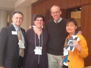 Kent, Kady, Bill, Linda CleanMed 2013