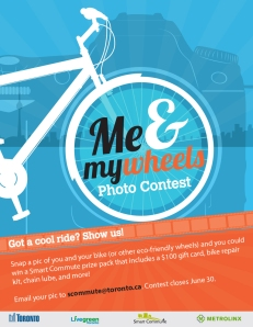 Me & My Wheels Contest