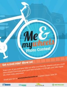 Me & My Wheels Contest