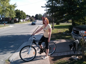 Danielle won a bike during Clean Air Commute. What can you win during Activate Your Commute?
