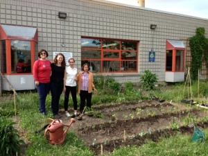 planting 2013