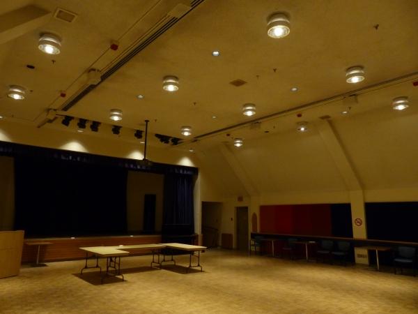Bickle Auditorium After 1