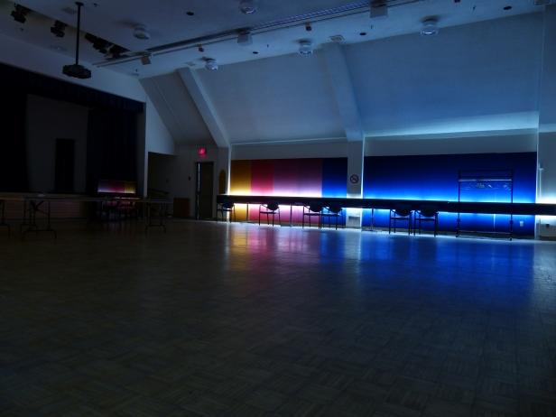 Bickle Auditorium After Handrail