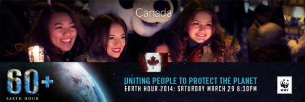 Earth Hour Canada WWF