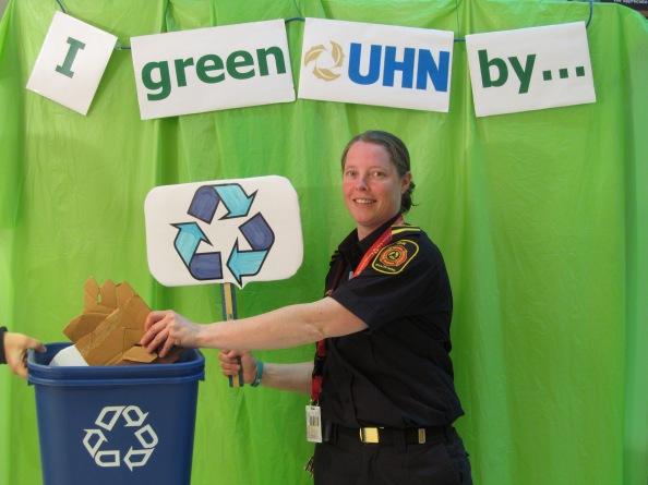 Recycling for EarthWeek