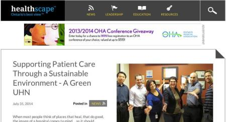 Healthscape-AGreenUHN-31JUL2014 Page 001