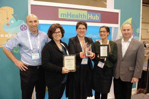 UHN OHA Green Awards 2014-proshot