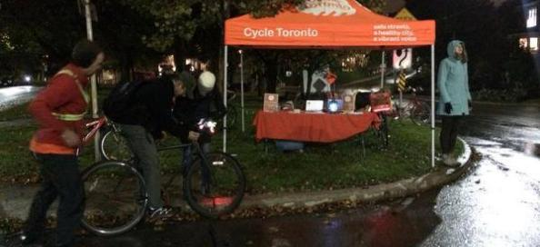 Cycle Toronto GET LIT