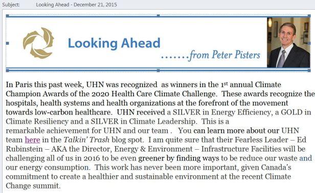 PeterPistersLooking Ahead-Dec21 - 2020Award
