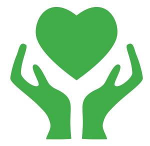 Donations do good and feel good. Image credit: Oklahoma Able Tech