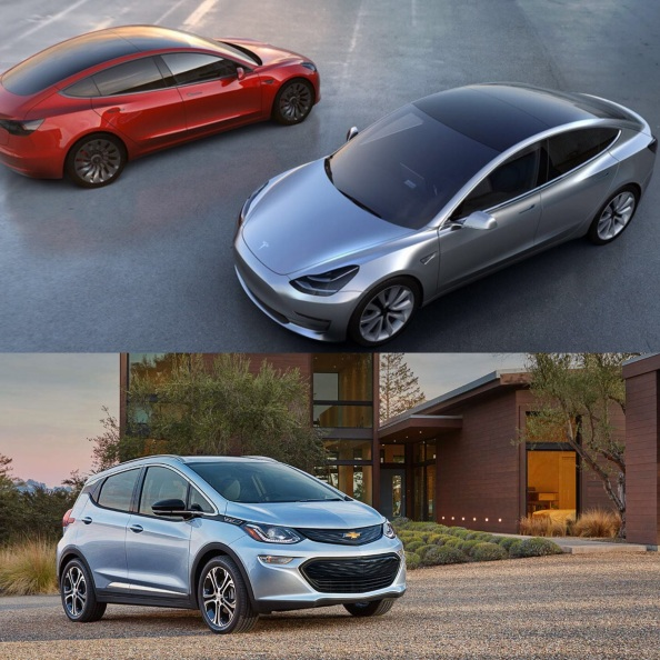 Electric vehicles are coming – and that's a goodthing