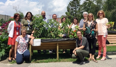 The Garden of Eatin' really GROWS at Bickle Centre