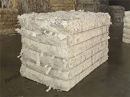 recycling-paper bale