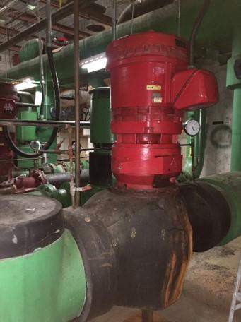 Primary Pump