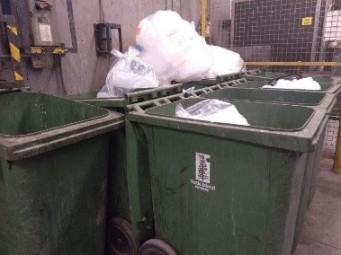 Additional Recycling Bins