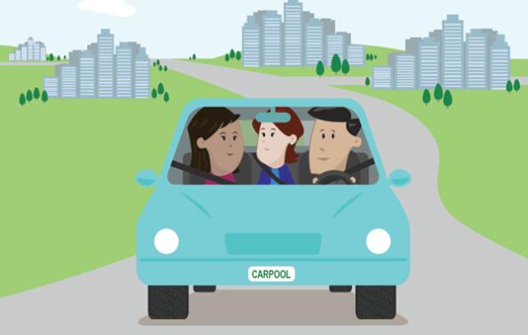 carpool week 2019