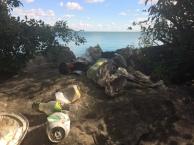 DMOH-GreenSquad-Shoreline - trash