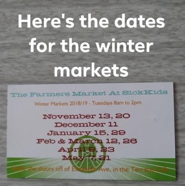 market - winter