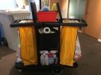 new housekeeping cart