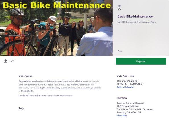 basic bike maint eventbrite