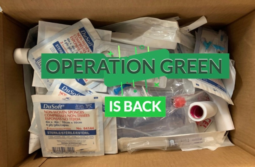 operation green